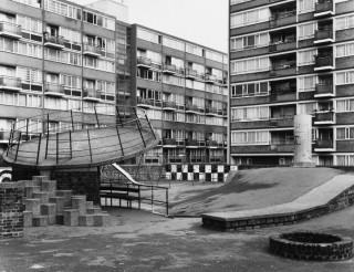 A Amp A Playground Churchill Gardens Estate