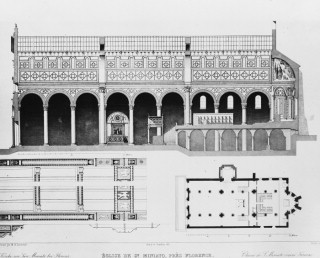 A&A | Elevations (drawings), plans (drawings), Church of San