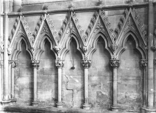 Blind Arcade Chapter House