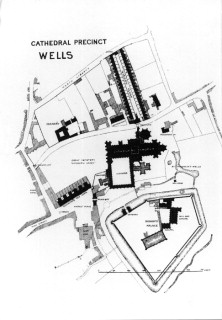 A&A | Plans (drawings), Wells Cathedral