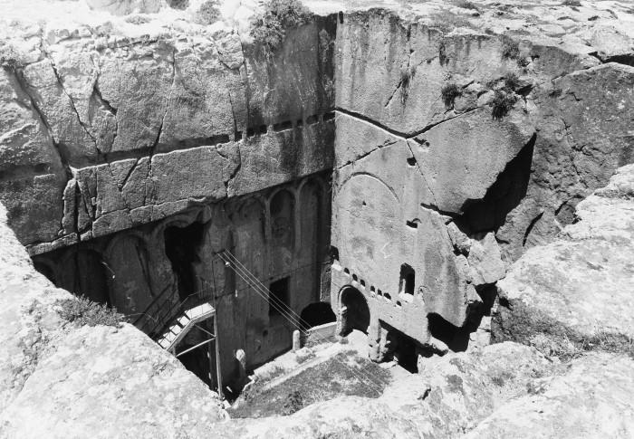 A&A  Eski Gumus Monastery