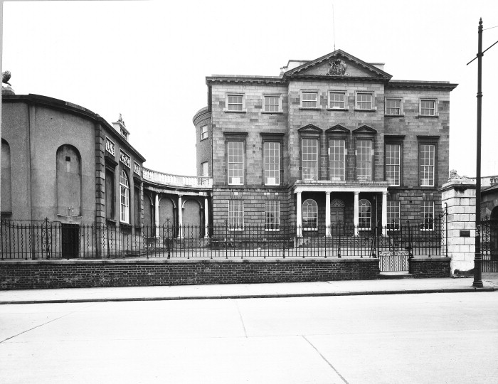 Aldborough House