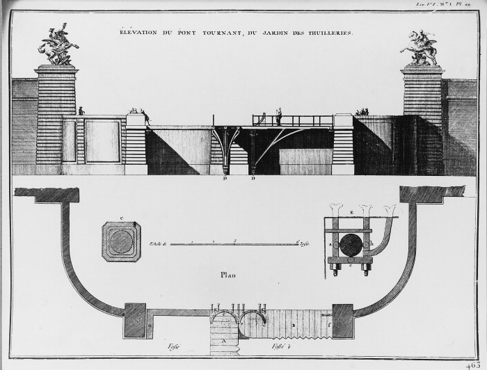 A A Elevations Drawings Plans Drawings Palais Des Tuileries