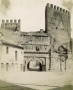 City wall, Porta Tiburtina