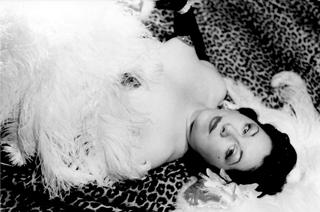 Stella Starr, burlesque cabaret performer
