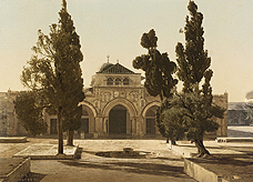 Porch, El Aqsa Mosque